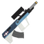 0 Kelvin Air Raider Augewehr w/ Player Killcounter
