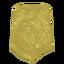 Confetti Golden Fleece Cape
