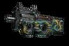 StatTrak™ P90 | Emerald Dragon (Minimal Wear)