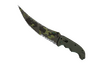 ★ Flip Knife | Boreal Forest (Well-Worn)
