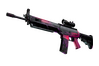 StatTrak™ SG 553 | Pulse (Battle-Scarred)