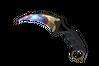 ★ StatTrak™ Karambit | Case Hardened (Factory New)