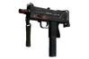 StatTrak™ MAC-10 | Tatter (Battle-Scarred)