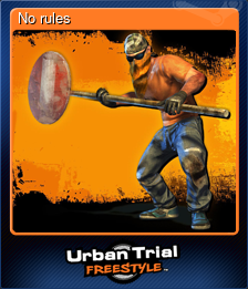 No rules (Trading Card)