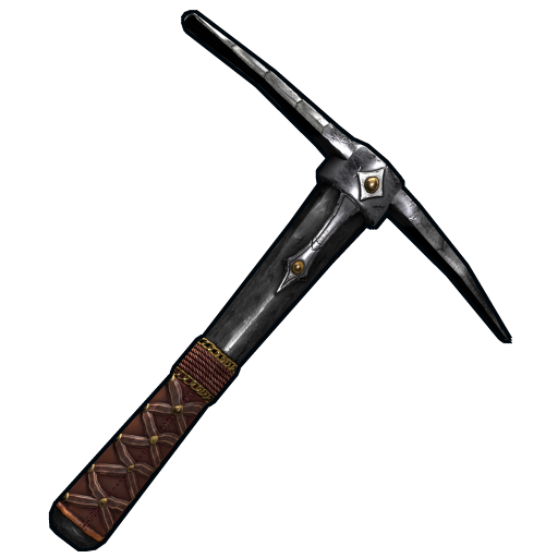 Chaos Pick Axe as seen on a Steam Market