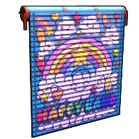 HappyLand Garage Door