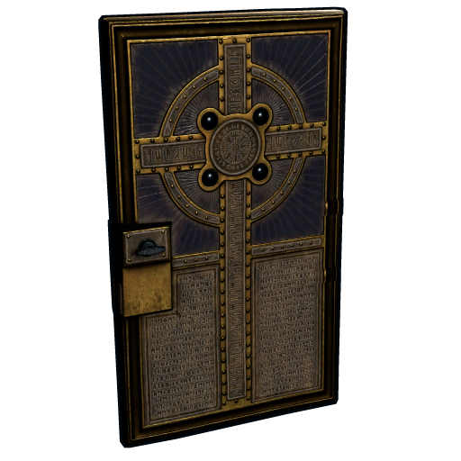 Ancient Lore Door as seen on a Steam Market