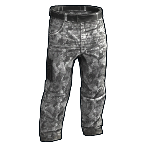 Snow Warrior Pants as seen on a Steam Market