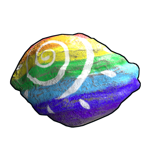 Rainbow Stone as seen on a Steam Market