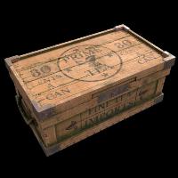Tea Cargo Box