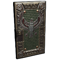 Eagle Sheet Metal Door