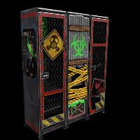 Toxic Locker