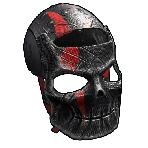 Dread Mask as seen on a Steam Market
