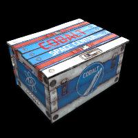 Cobalt Supply Box