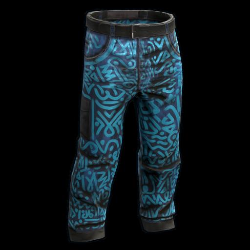 Azul Pants as seen on a Steam Market