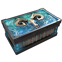 Glacial Visage Large Box
