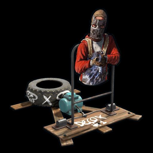 Decoy Target as seen on a Steam Market