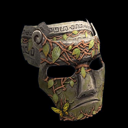 Forsaken Era Mask as seen on a Steam Market