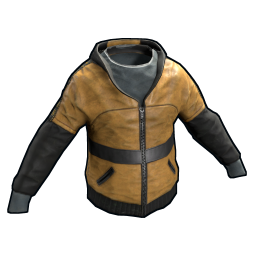 Caution Hoodie as seen on a Steam Market