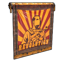 Revolution Garage Door