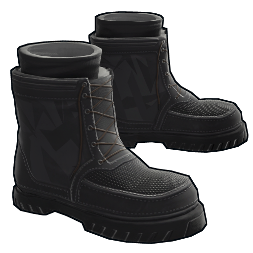 Blackout Boots as seen on a Steam Market