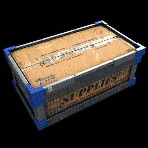 Supplies Box as seen on a Steam Market
