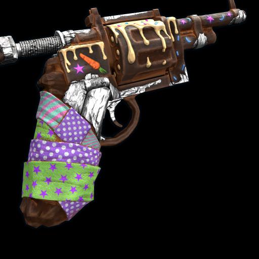 Choco-Revolver as seen on a Steam Market