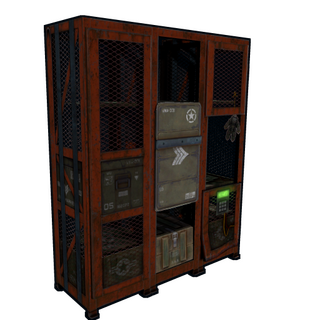 Cargo Heli Locker