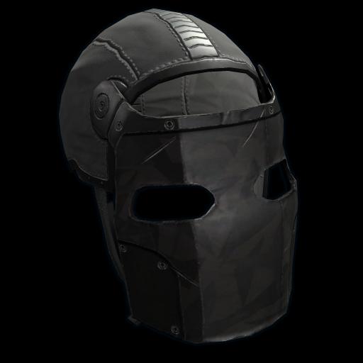Blackout Facemask as seen on a Steam Market