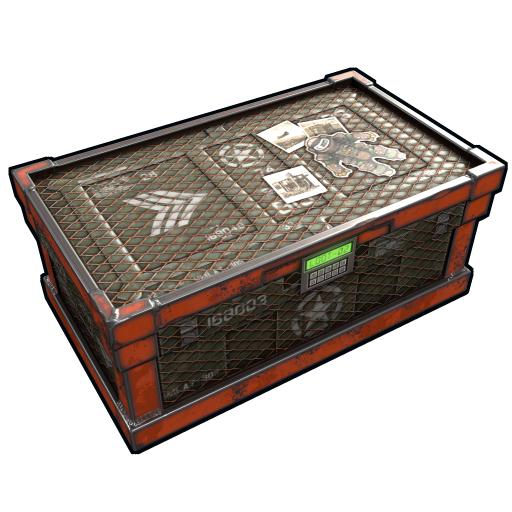 Cargo Heli Large Box as seen on a Steam Market