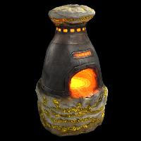 Sulfur Furnace