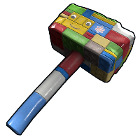 Building Block Hammer