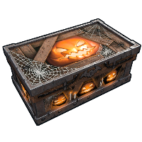 Spooky Large Box