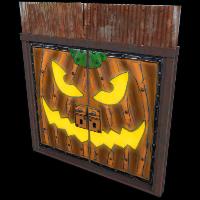 Jack Sheet Metal Double Door