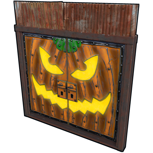 Jack Sheet Metal Double Door as seen on a Steam Market