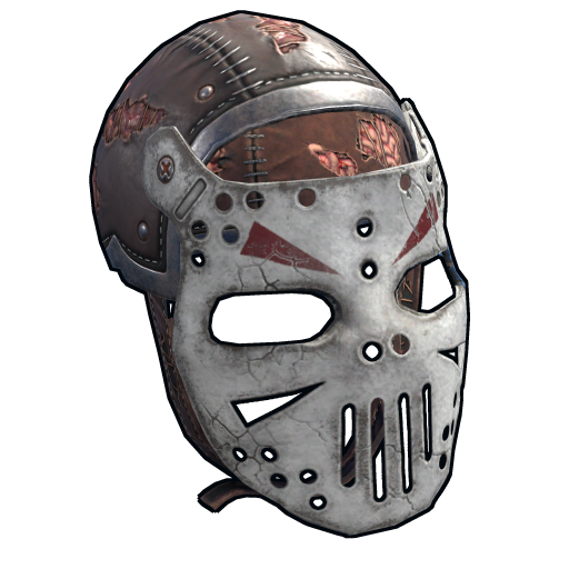 Horror Facemask as seen on a Steam Market