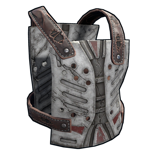 Horror Chest Plate as seen on a Steam Market