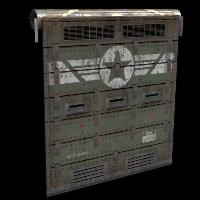 Military Bunker Door