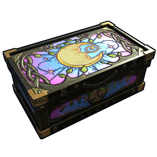 Midnight Box as seen on a Steam Market