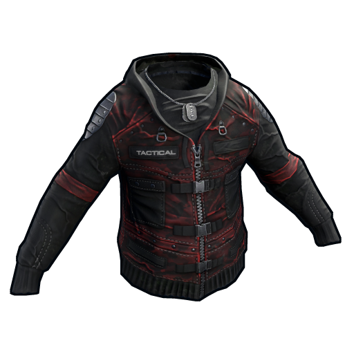 Tactical Hoodie as seen on a Steam Market