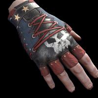 Punkish Gloves