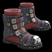 Punkish Boots