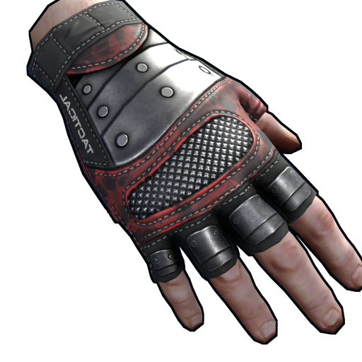 Tactical Leather Gloves as seen on a Steam Market