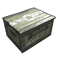 Army Supply Box