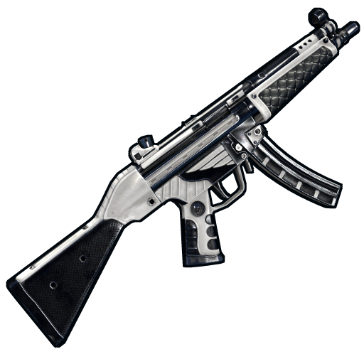 No Mercy MP5 as seen on a Steam Market