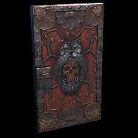 Wild Owl Door