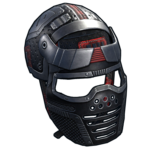 Tactical Facemask as seen on a Steam Market