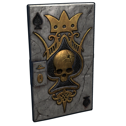 Ace Door as seen on a Steam Market
