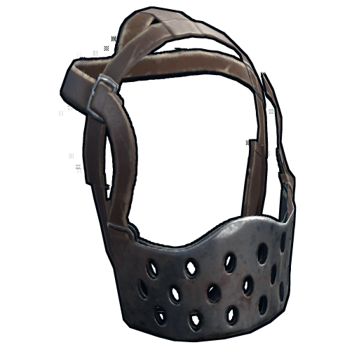 Maniac Facemask as seen on a Steam Market