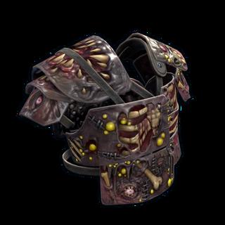 Metal Zombie Vest